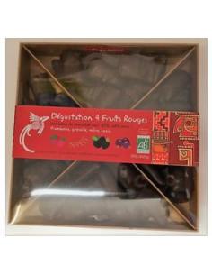 Coffret Assortiment Chocolat Fruits Rouges