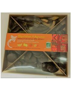 Coffret Assortiment Chocolat Agrumes
