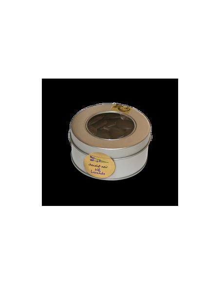 Palet chocolat Noir Bio - huile essentielle Lavande