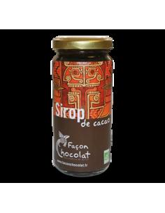 Sirop de chocolat instantané