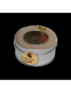 Palet de Chocolat au Café Noir Bio