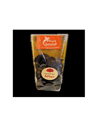 Palet Chocolat Noir Bio Epicé Piment Chili