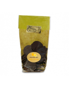 Chocolat Bio Noir Huile Essentielle Citron