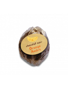 Rocher Bio chocolat - à l'orange 40 g