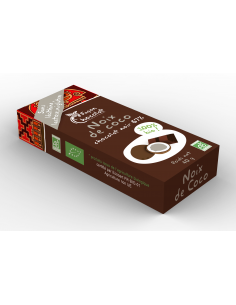 Barre chocolatée bio - Noix...
