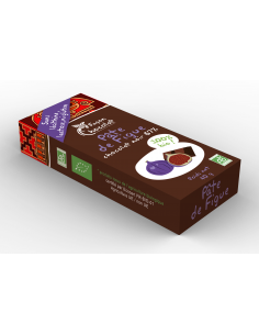 Barre chocolatée bio - à la...