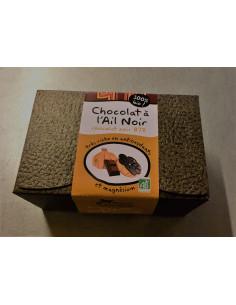 Chocolat noir à l'Ail Noir...