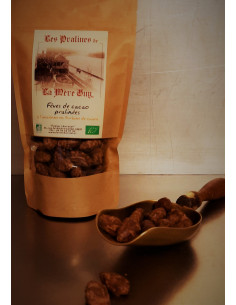 Pralines Fèves de cacao -...