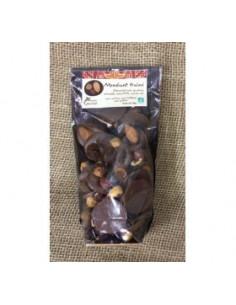 Chocolat MENDIANT Bio - base Palet PRALINE