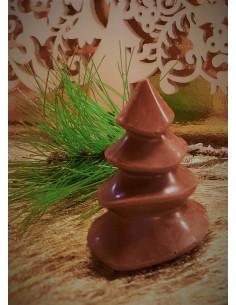 Sapin en chocolat praliné...