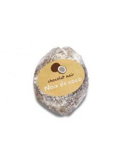 Rocher Noix de Coco Chocolat Bio Artisanal