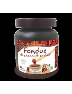 Fondue Chocolat Praliné Noisette