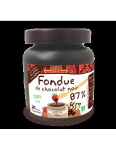 Fondue Chocolat Noir 87% cacao