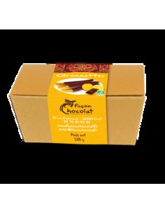 Ballotin Citronnettes Chocolat noir Bio