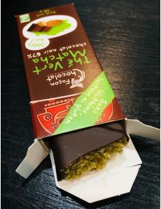 Barre chocolatée bio...