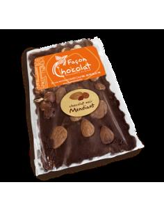 Tablette Chocolat Noir Mendiants Fruits secs
